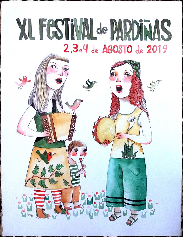 O festival celebrarase o 4 de agosto