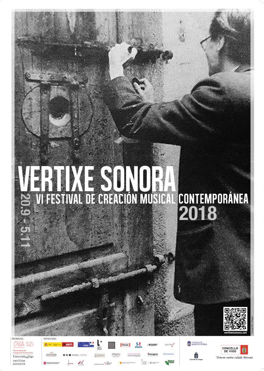 Vigo, Pontevedra e Cangas acollen o VI Festival Vertixe Sonora