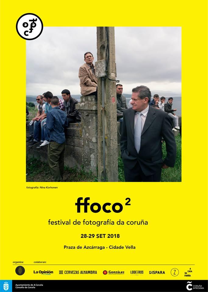A Coruña acolle a segunda edición do festival de fotografía ffoco2