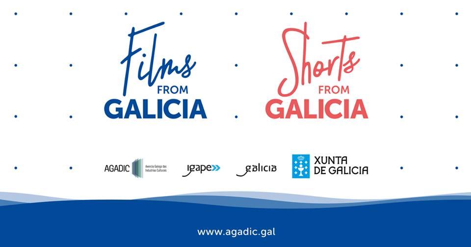 <i>Films from Galicia</i> e <i>Shorts from Galicia</i> visitarán oito mercados