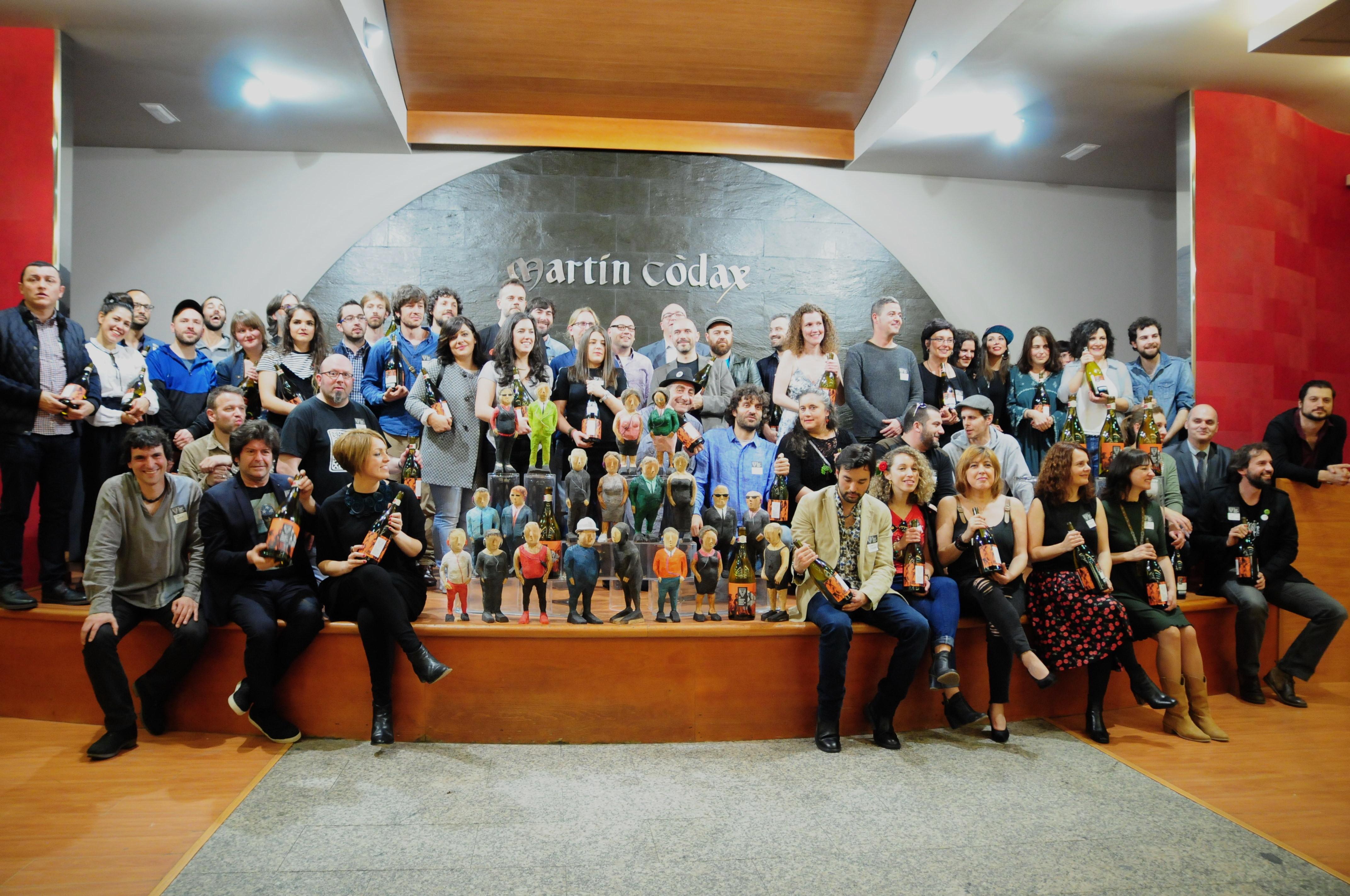 Os candidatos dos IV Premios Martín Códax da Música amosan moitos nomes novos