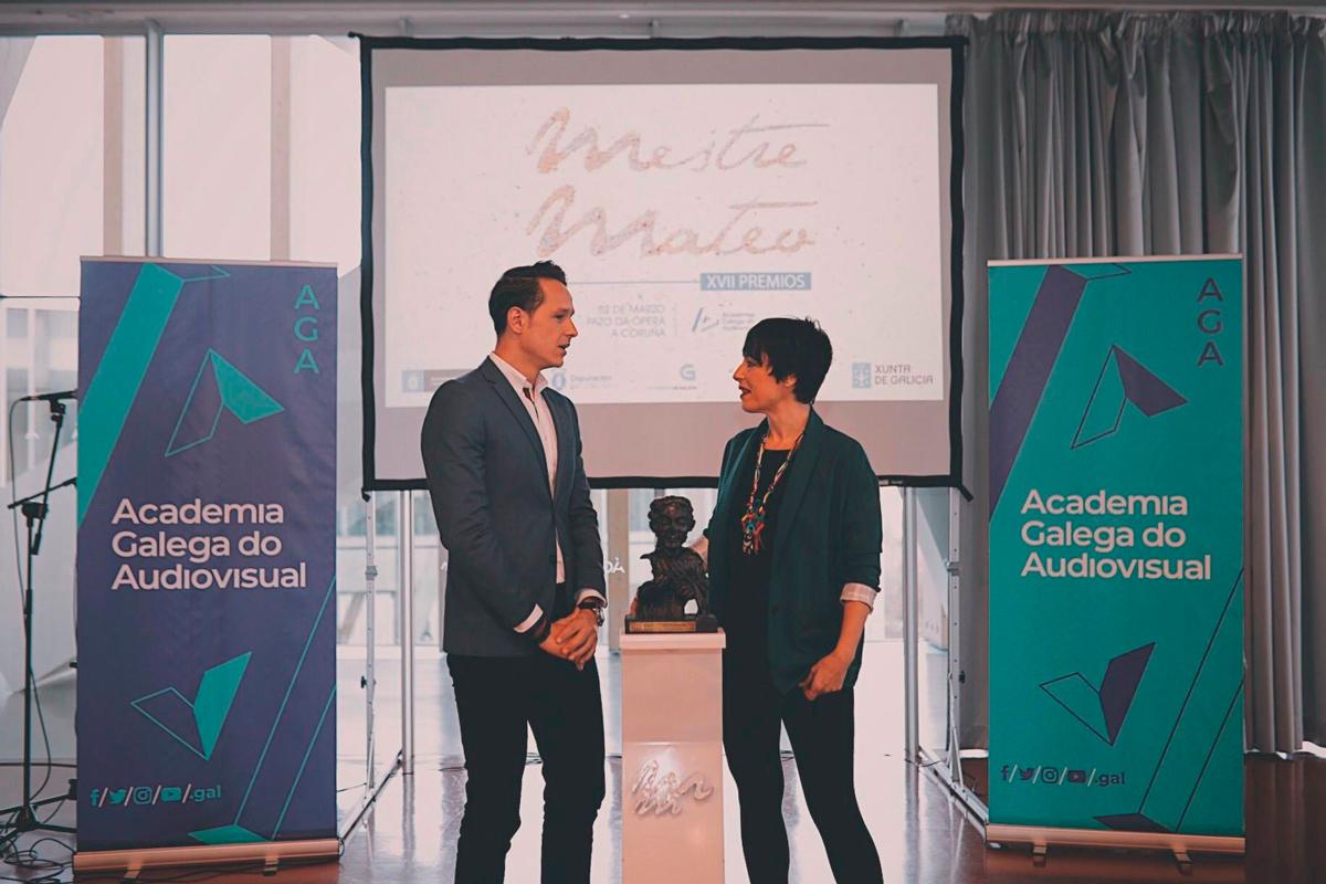 As longametraxes optan a quince galardóns da Academia Galega do Audiovisual nesta XVIIª edición
