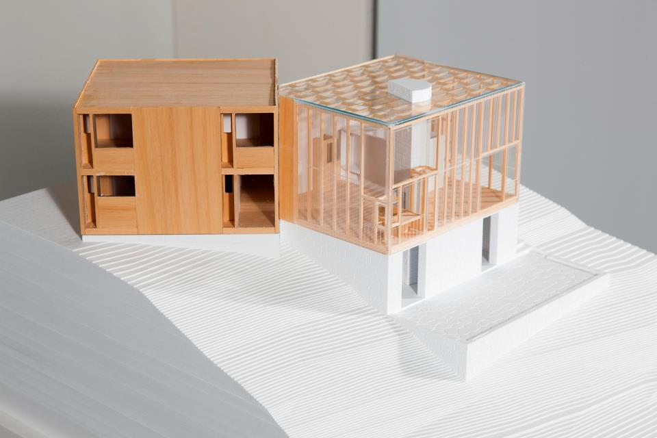Casa Fisher, Louis Kahn