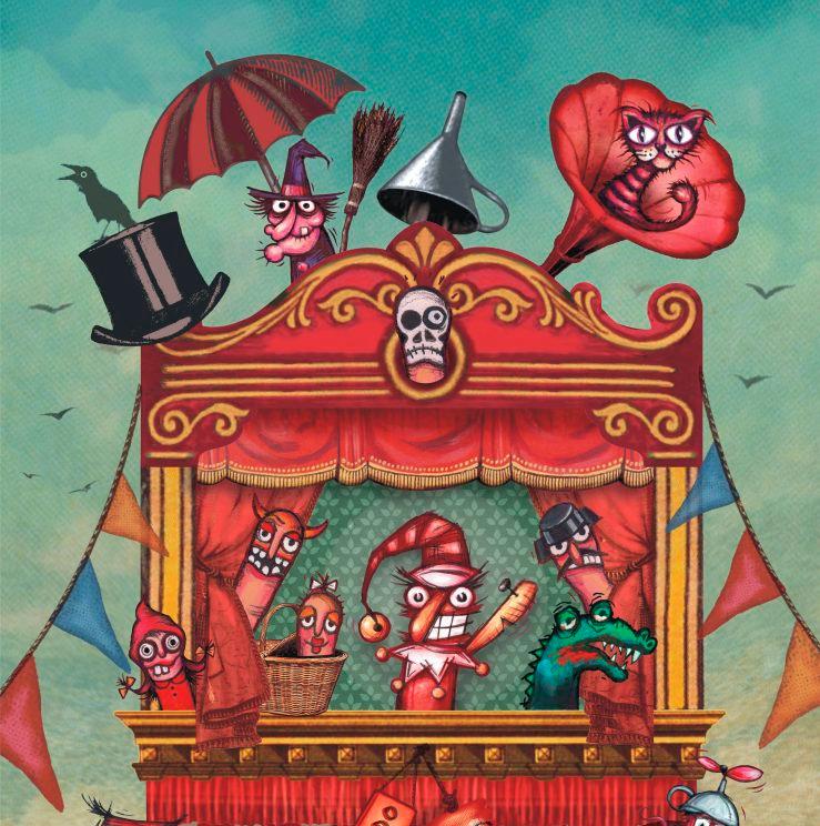 Vintecinco compañías de diversas procedencias encherán de espectáculos o XXIIº Festival de Títeres