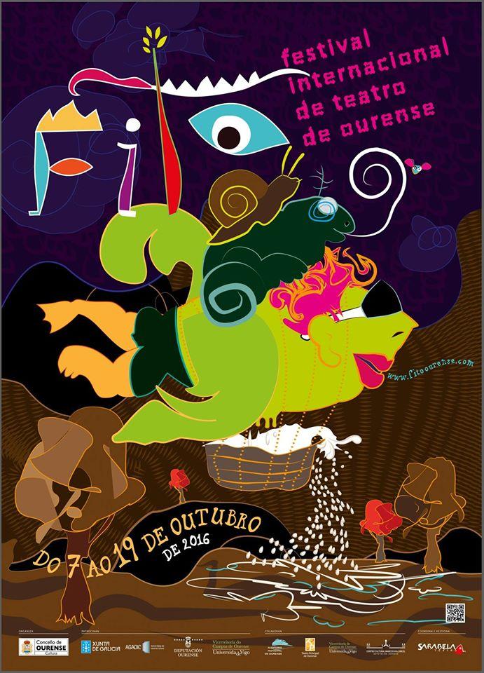 Doce montaxes visitan Ourense no IX Festival Internacional de Teatro