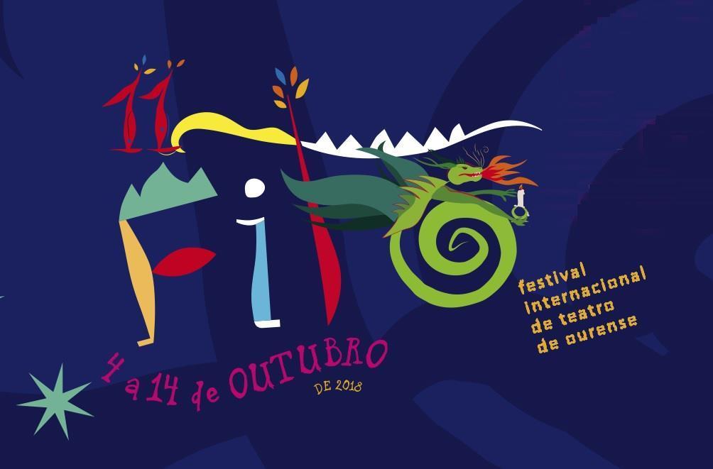 O Festival Internacional de Teatro desenvolverase entre o 4 e o 14 de outubro