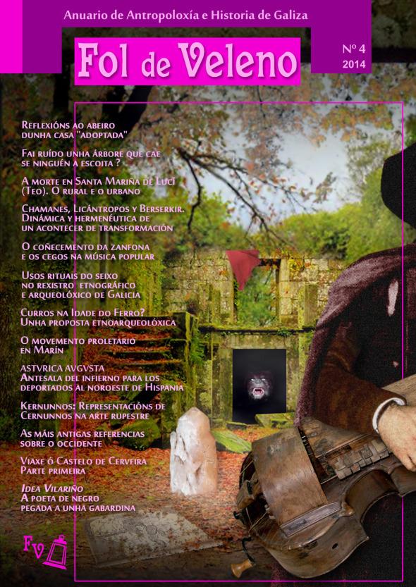 A Sociedade Antropolóxica Galega publica un novo número do seu anuario