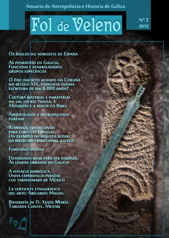 A Sociedade Antropolóxica Galega edita o seu anuario