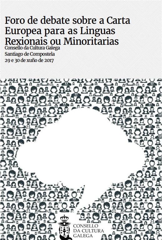 O Foro sobre a Carta Europea para as Linguas Rexionais ou Minoritarias repasará a situación de linguas sen recoñecemento oficial