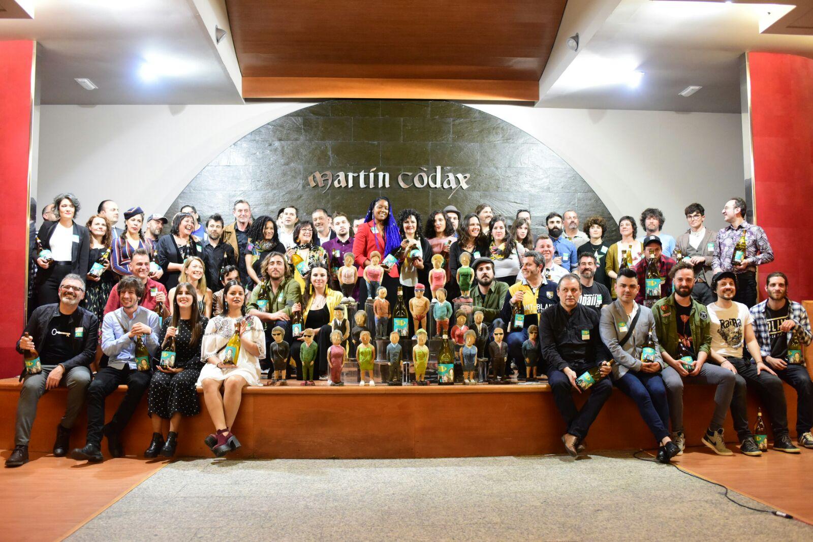 Os V Premios Martín Códax xa teñen finalistas