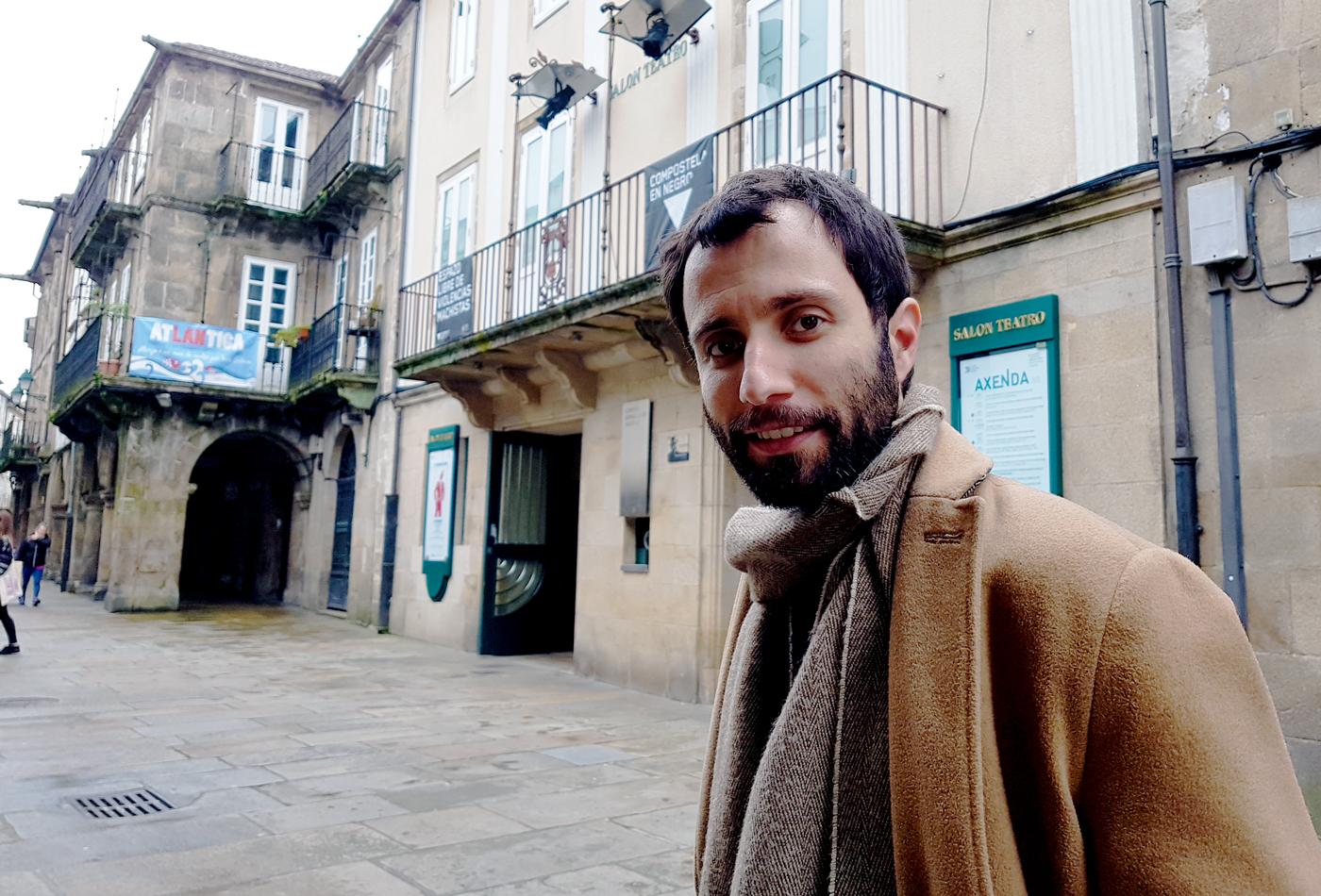 Fran Núñez, director do CDG, móvese entre a continuidade das liñas de traballo e un novo modelo de proxección galego e internacional do Centro