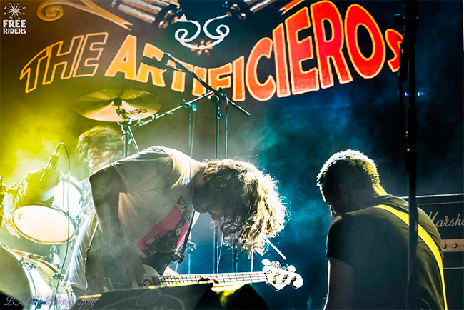 Loro Facu e Free Riders, dupla ración de festivais en Miño