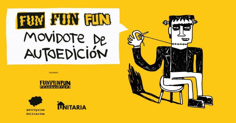 Compostela acolle unha nova xeira do encontro de autoedición <i>Fun fun fun!</i>