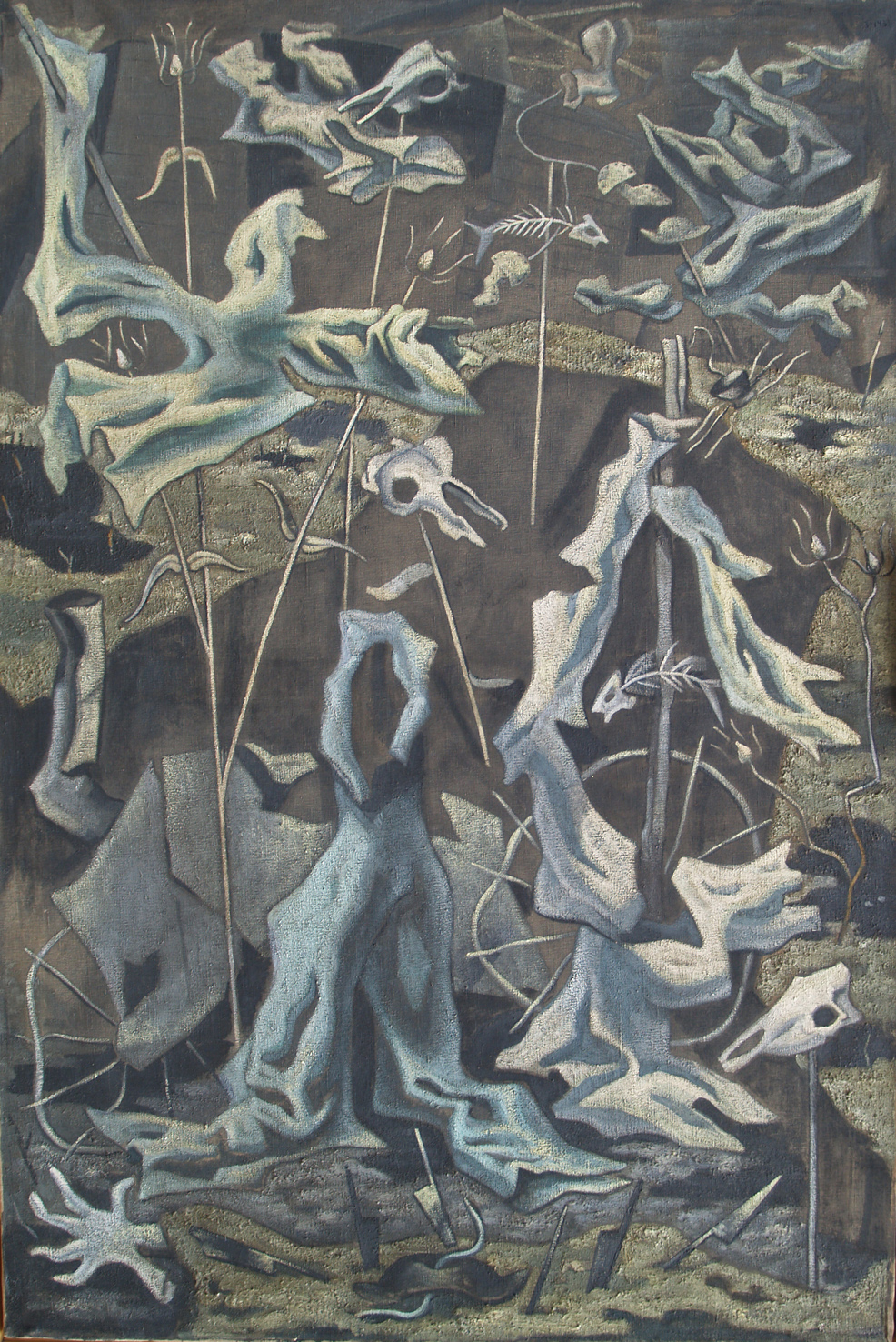 El Espantapeces, 1931