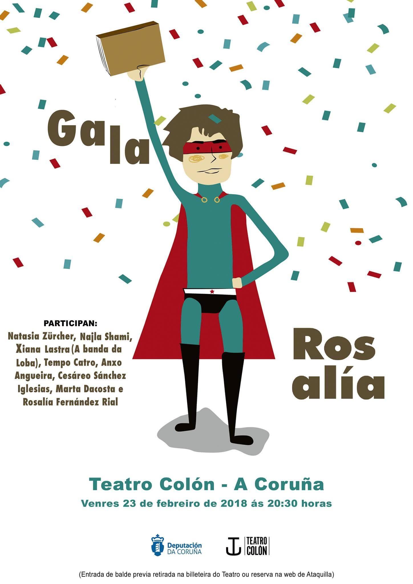 Diferentes iniciativas lembran a Rosalía de Castro ante a proximidade do seu día
