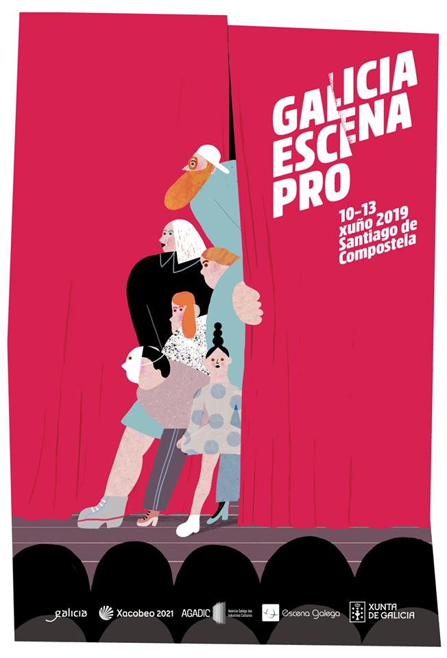 Galicia Escena Pro achegará 17 obras íntegras e 10 en formato Pitching