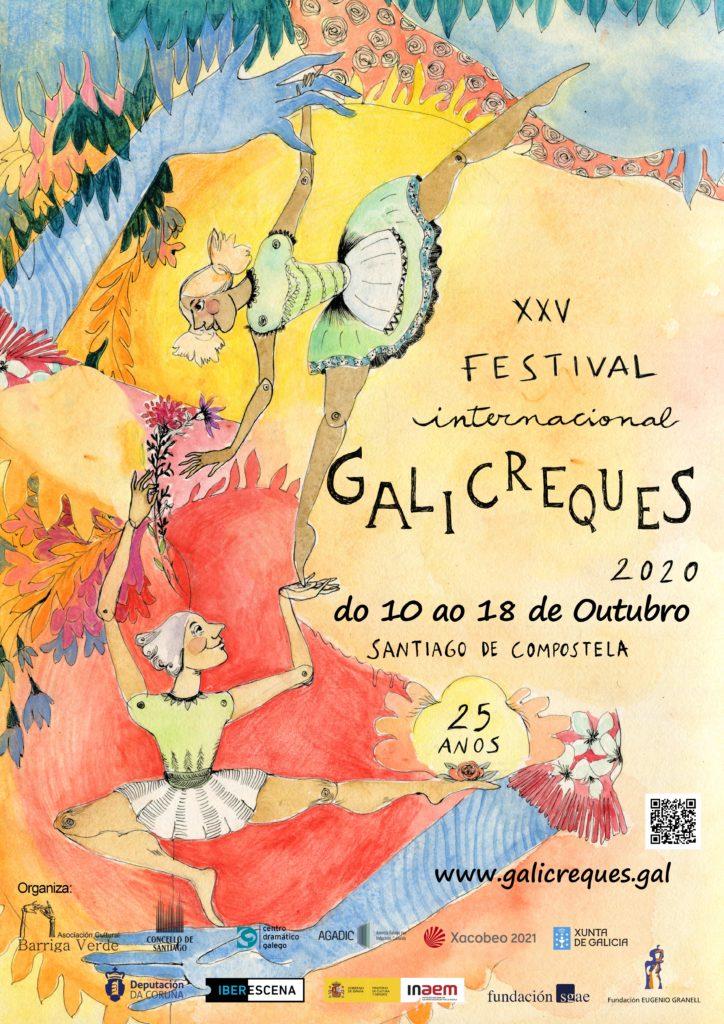 Unha menor presenza internacional e a aposta por espazos abertos son as principais adaptacións do festival de títeres