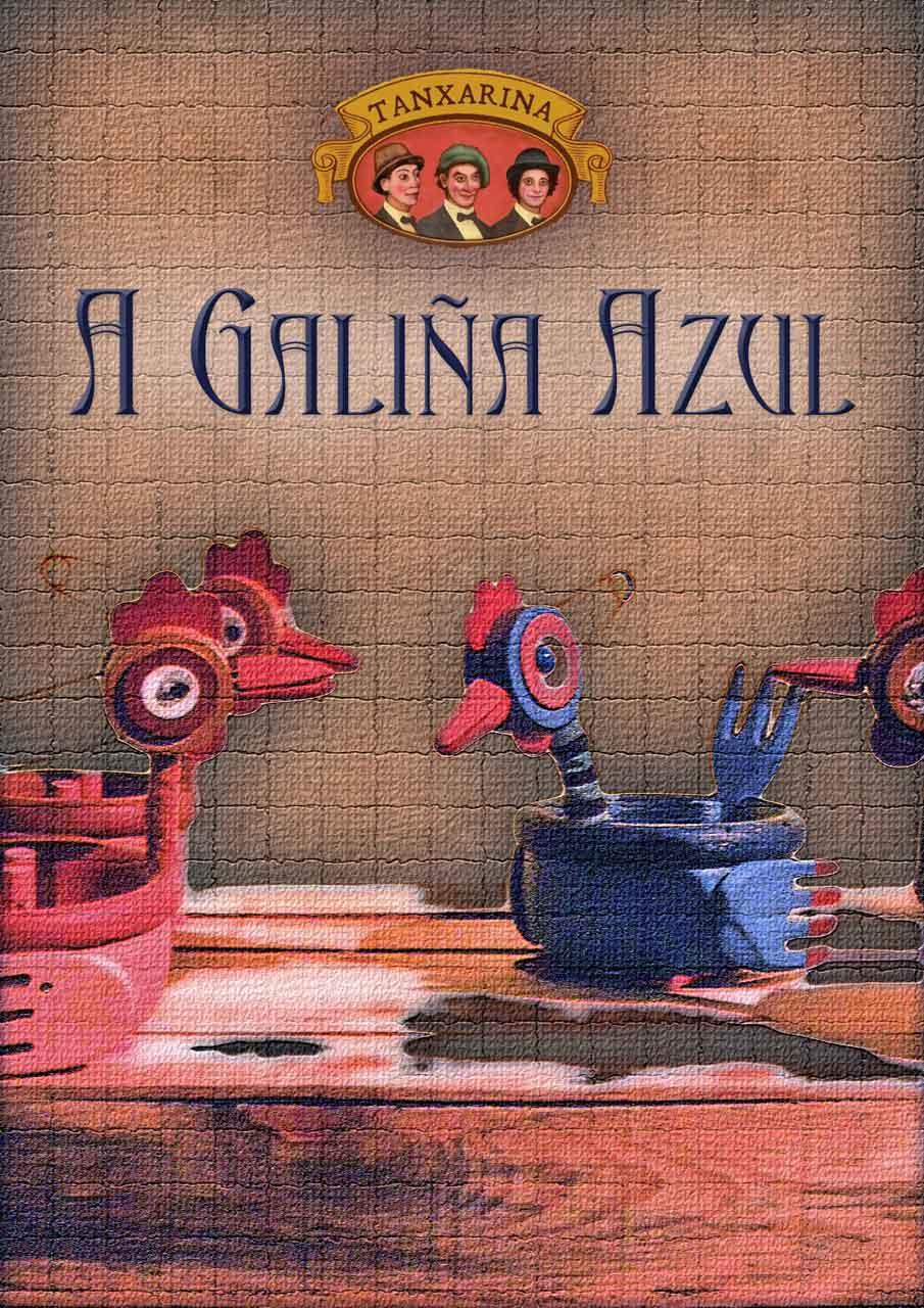 A feira internacional de Xixón recoñeceu <i>A galiña azul</i>