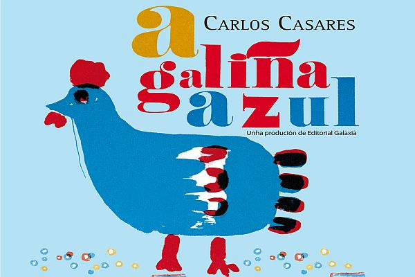 O espectáculo <i>A galiña azul</i> visitará 21 concellos da man desta iniciativa