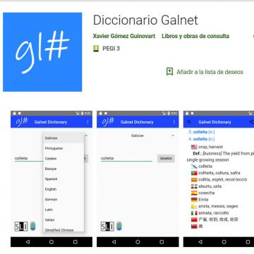 Achega traducións entre o galego e outras nove linguas
