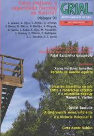 A revista ten como obxecto central a mellora da capacidade forestal de Galicia