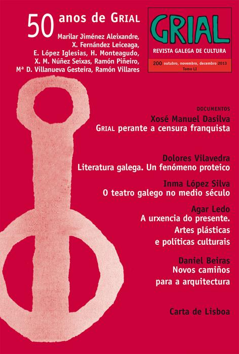 A publicación cumpre 50 anos e abre unha serie de reflexións sobre o futuro da cultura