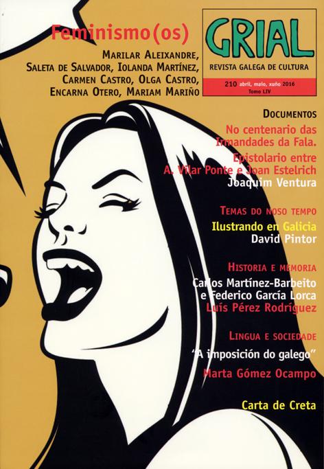 Os feminismos centran a nova entrega da revista cultural