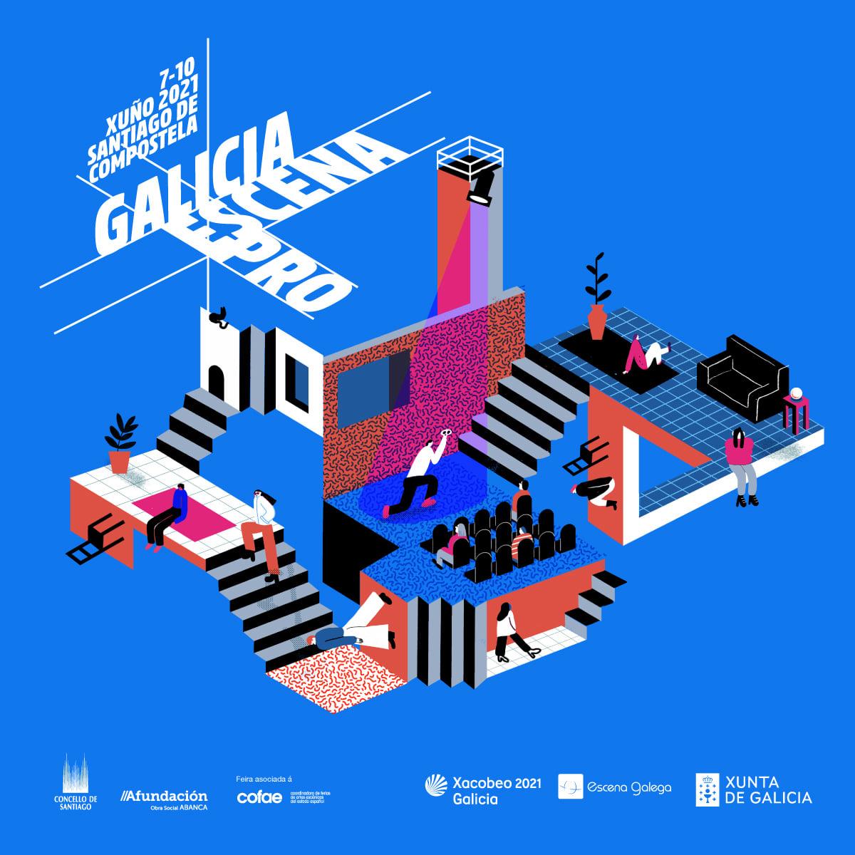 Compostela acolle desde o 7 de xuño a edición só para profesionais do mercado de artes escénicas