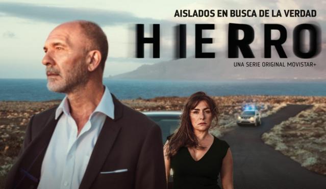 Os Premios Ondas recoñecen <i>Hierro</i> como mellor serie televisiva estatal