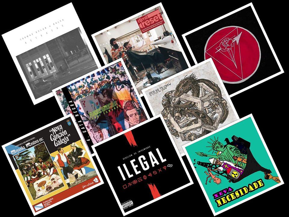 <i>Rugir da Jungla</i> de Rebeliom no Inframundo foi escolleita como a mellor canción deste estilo