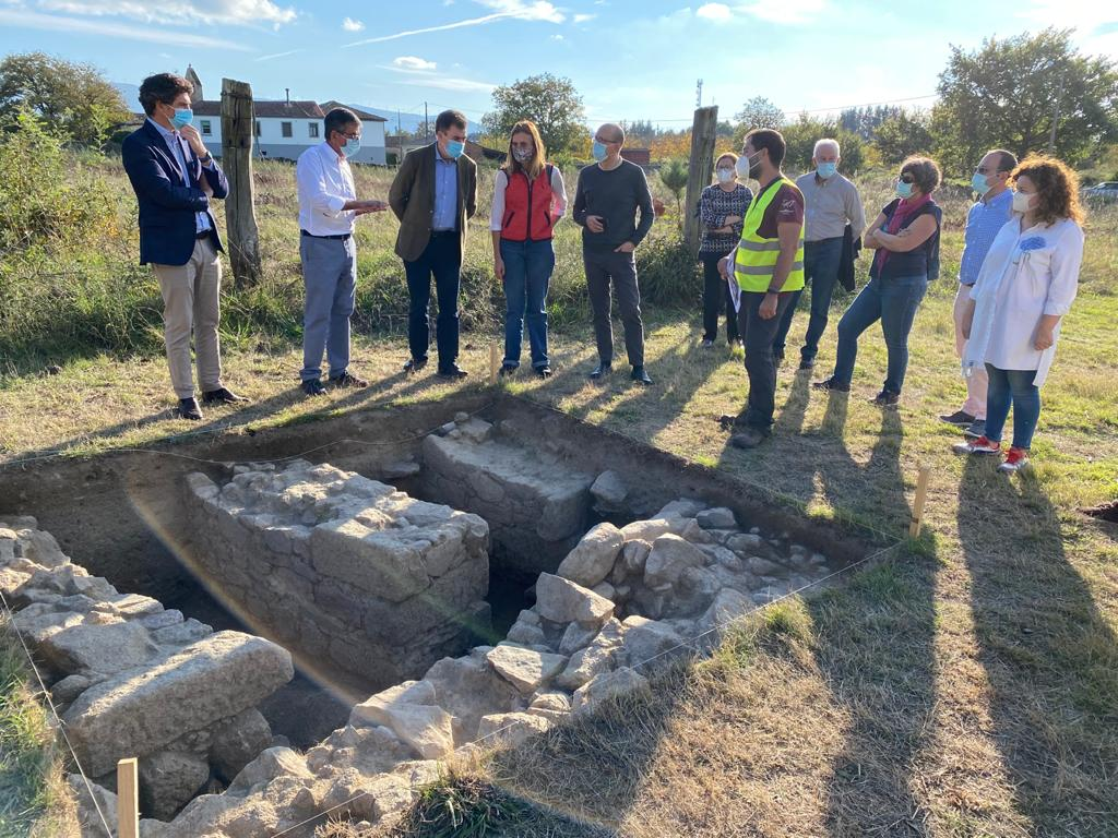 En primavera continuará a intervención arqueolóxica en Sober