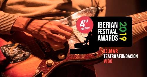 Doce festivais galegos aspiran a premios nos Iberian Festival Awards