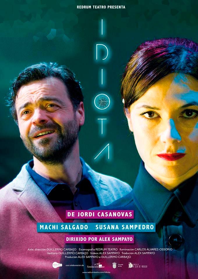 Machi Salgado e Susana Sampedro protagonizan a montaxe sobre texto de Jordi Casanovas