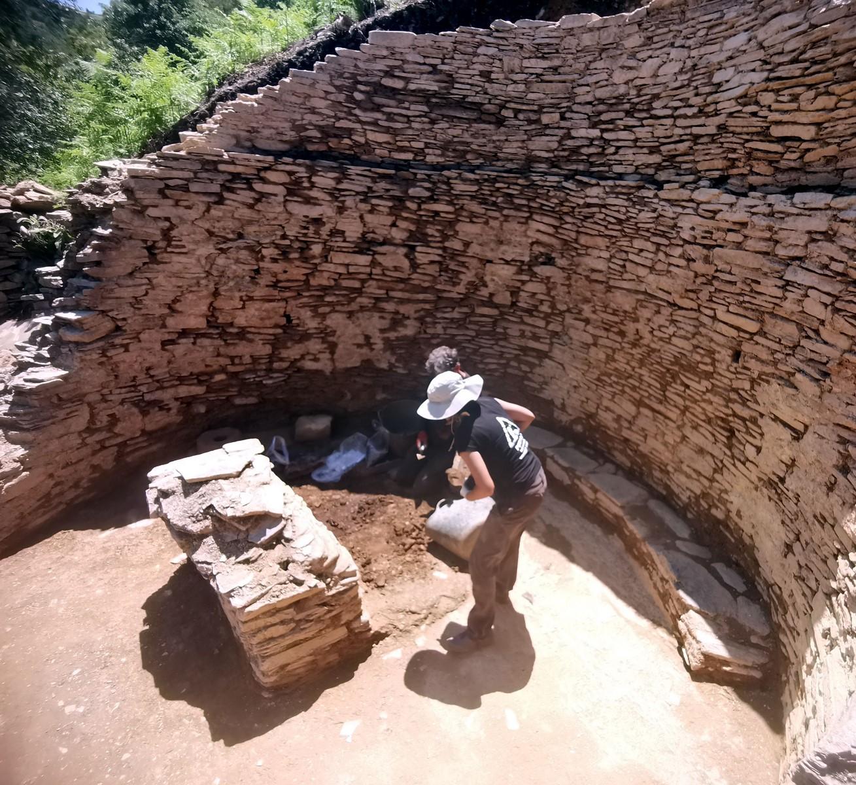 Este sábado organízase unha visita guiada con varios arqueólogos que realizaron os traballos