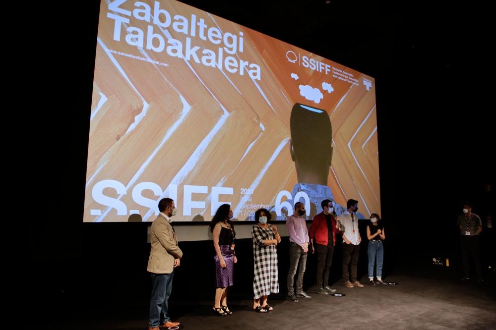 O filme estreouse en Galicia dentro do OUFF