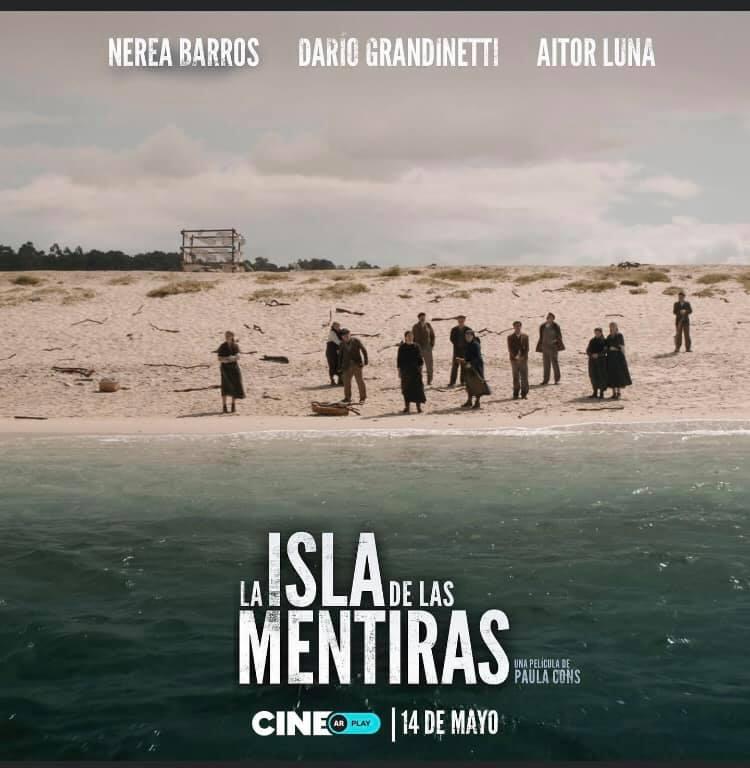 A película 'María Solinha' cambia datas a xuño e fará a presentación en cines ao aire libre de Redondela e Cangas