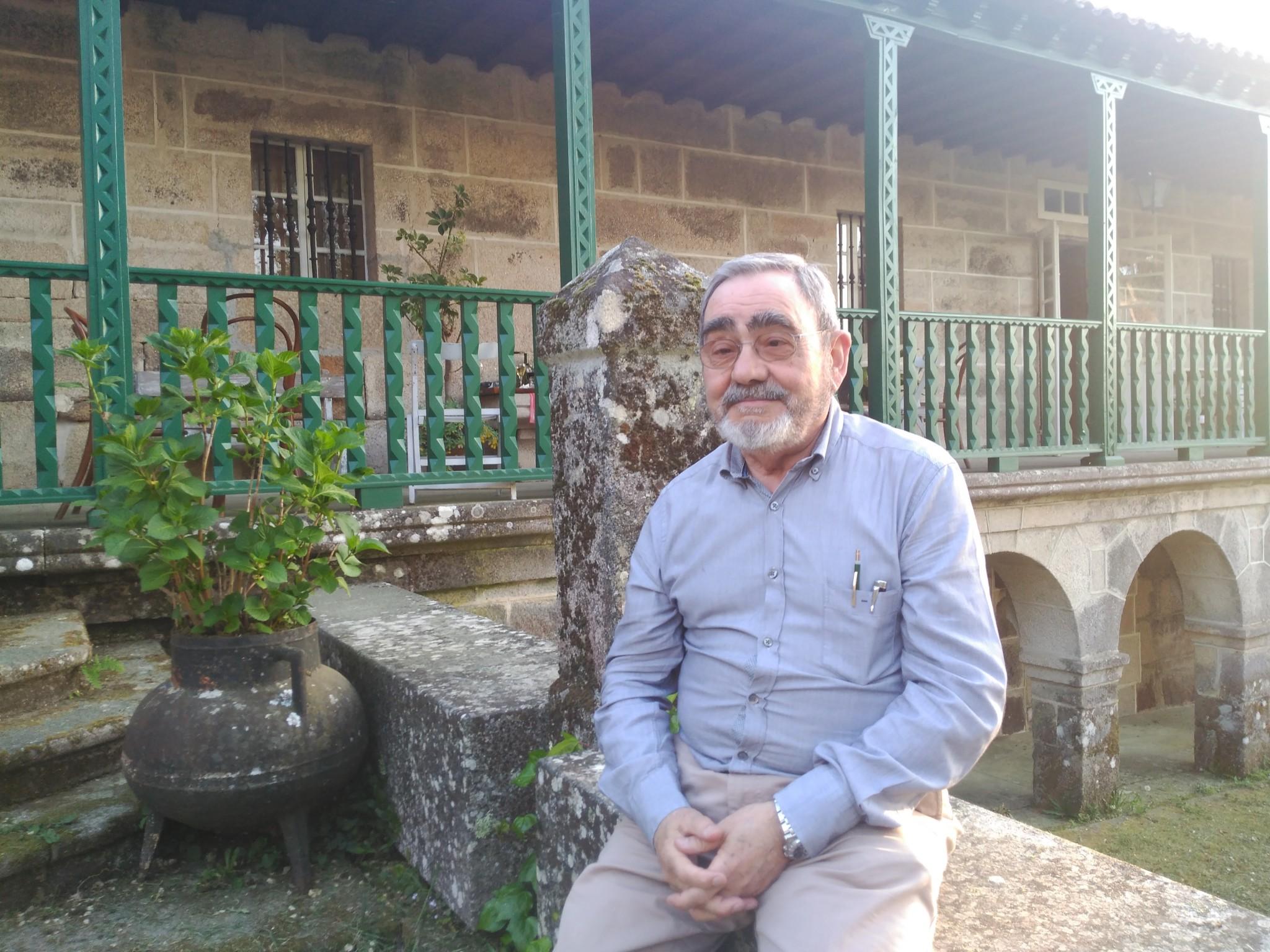 Juan Luís Saco é o novo presidente da Fundación Otero Pedrayo