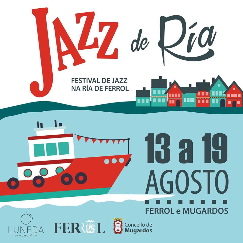 Ferrol e Mugardos acollen este festival entre os vindeiros 13 e 19 de agosto