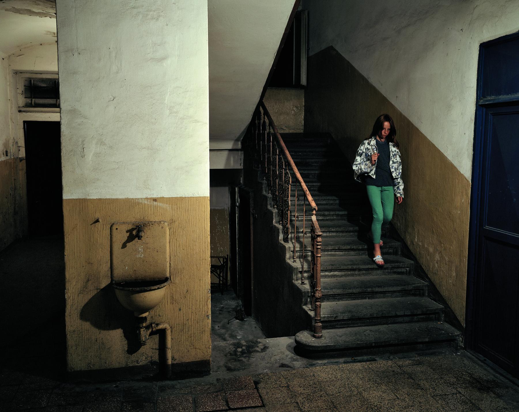 Jeff Wall exhibe no CGAC a sua concepción pictórica da fotografía