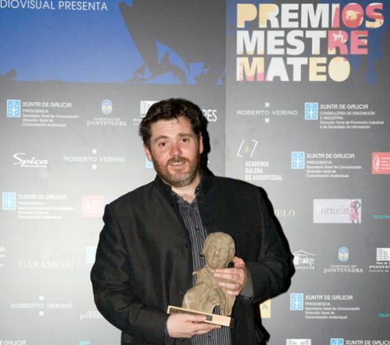 O realizador recibirá o Premio Pedigrí e farase unha exhibición dos seus últimos traballos