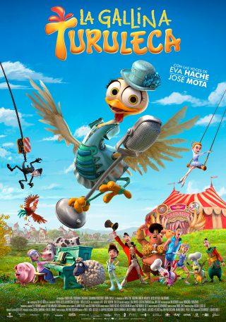 Un Goya para a animación con participación galega 'La gallina Turuleca'