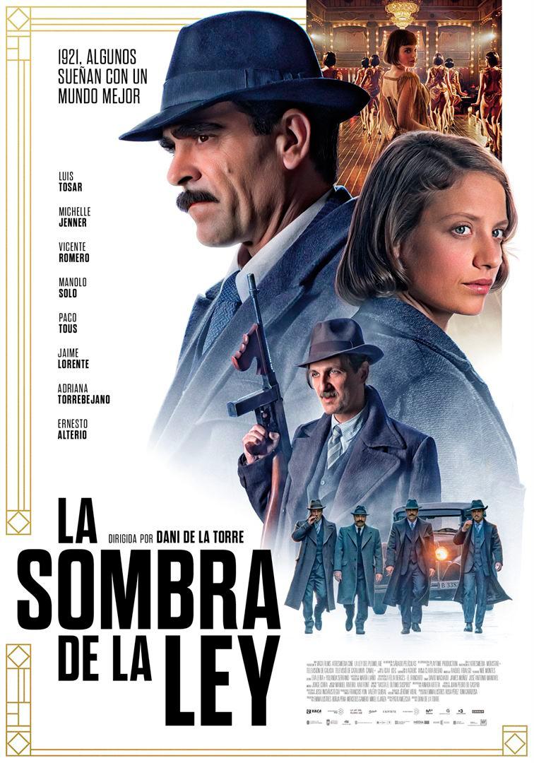 'La Sombra de la ley' consegue seis nomeamentos nos premios Goya