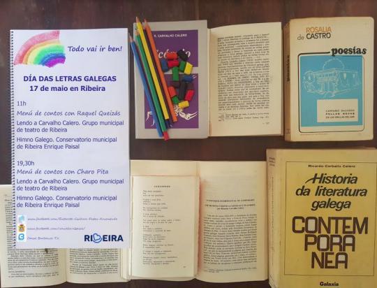 A Deputación de Lugo, Culturactiva e concellos como Santiago e Ribeira achegan a Internet as súas propostas