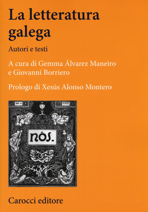 A RAG acolleu a presentación de <i>La letteratura galega. Autori e testi</i>