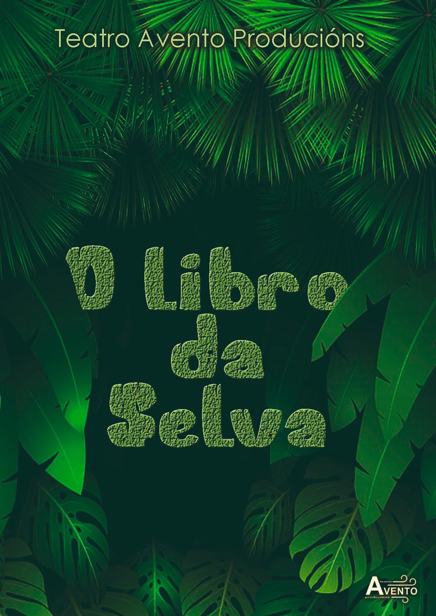 A adaptación da obra de Kipling verase no auditorio municipal de Vigo este domingo