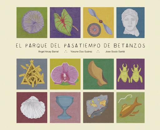 <i>El Parque del Pasatiempo de Betanzos</i> recolle 110 fichas de elementos deste complexo