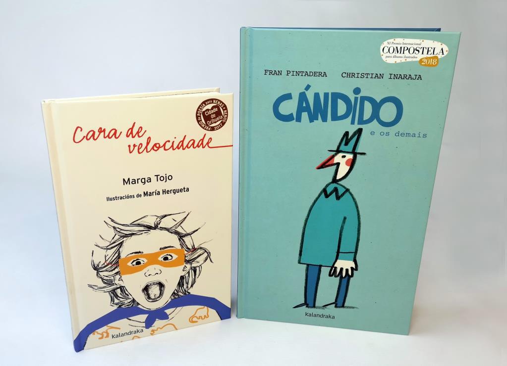 A editora galega foi recoñecida na categoría de libros infantís e xuvenís dos premios do Ministerio de Cultura