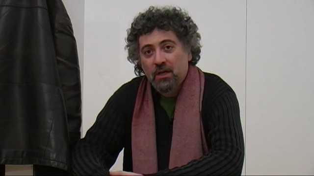 O poeta. actor e dramaturgo mugardés falecía o día de Nadal na Coruña aos 58 anos