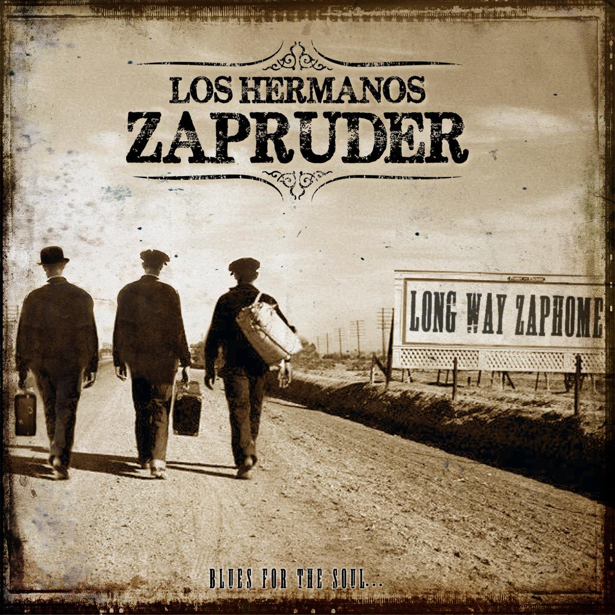 A banda achega dez novos temas en <i>Long Way Zaphome</i>
