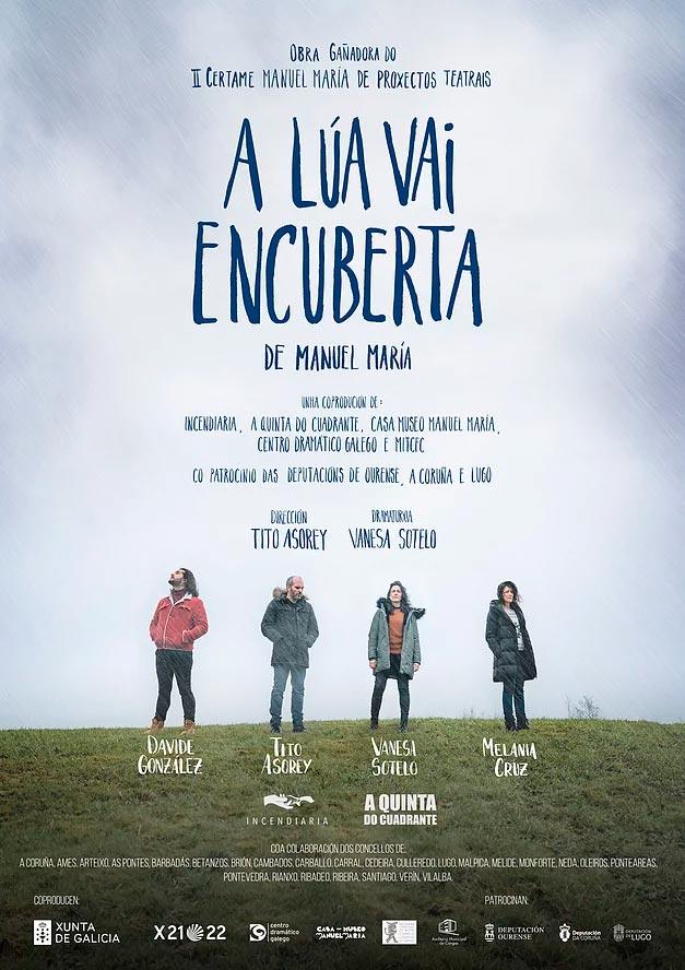 A obra coproducida polo Centro Dramático Galego e a Casa Museo Manuel María estreouse en Ourense